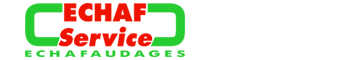 Echaf Service – location d'echafaudages Alsace Logo